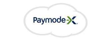 Paymode-X logo